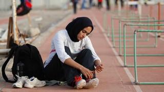 Iszlám futónő (iszlám futónő)
