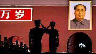 Kínai rendőrök  (kína, rendőrök, peking, )