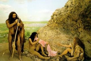 Neandervölgyiek (ősember, )