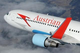 Orbán kazah útjára bérelt repülő (austrian airlines, orbán viktor, kazahsztán, )