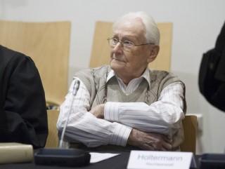 Oskar Gröning (Oskar Gröning)