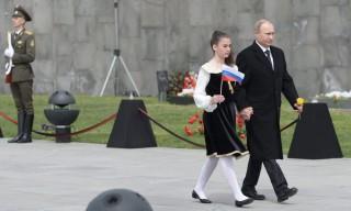 Putyin Jerevánban (putyin, örmény népirtás, )
