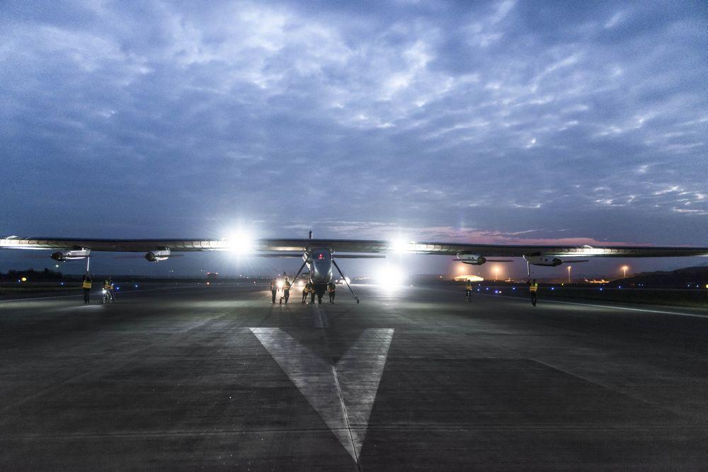 Solar Impulse 2 (napelemes repülőgép, )