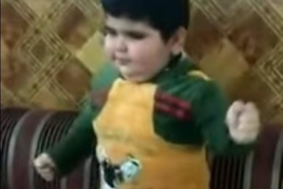 Táncoló kisfiú (Táncoló kisfiú)