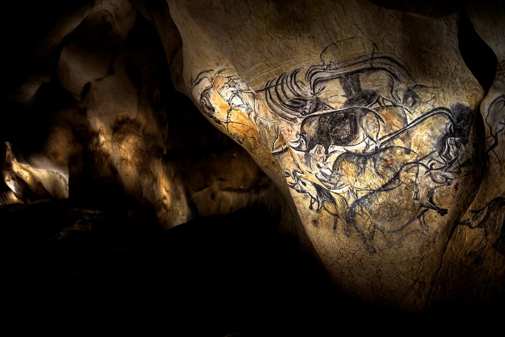 chauvet 1 (barlang, őskor, franciaország, )