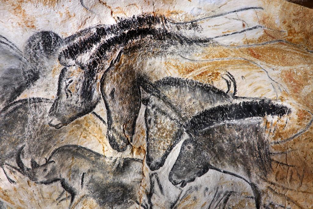 chauvet 2 (barlang, őskor, franciaország,)