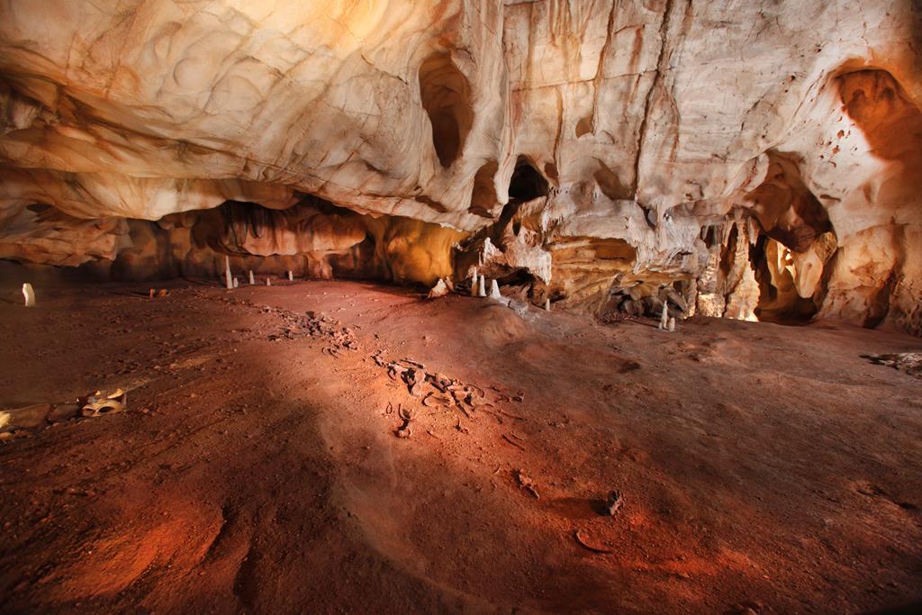 chauvet 3 (barlang, őskor, franciaország,)