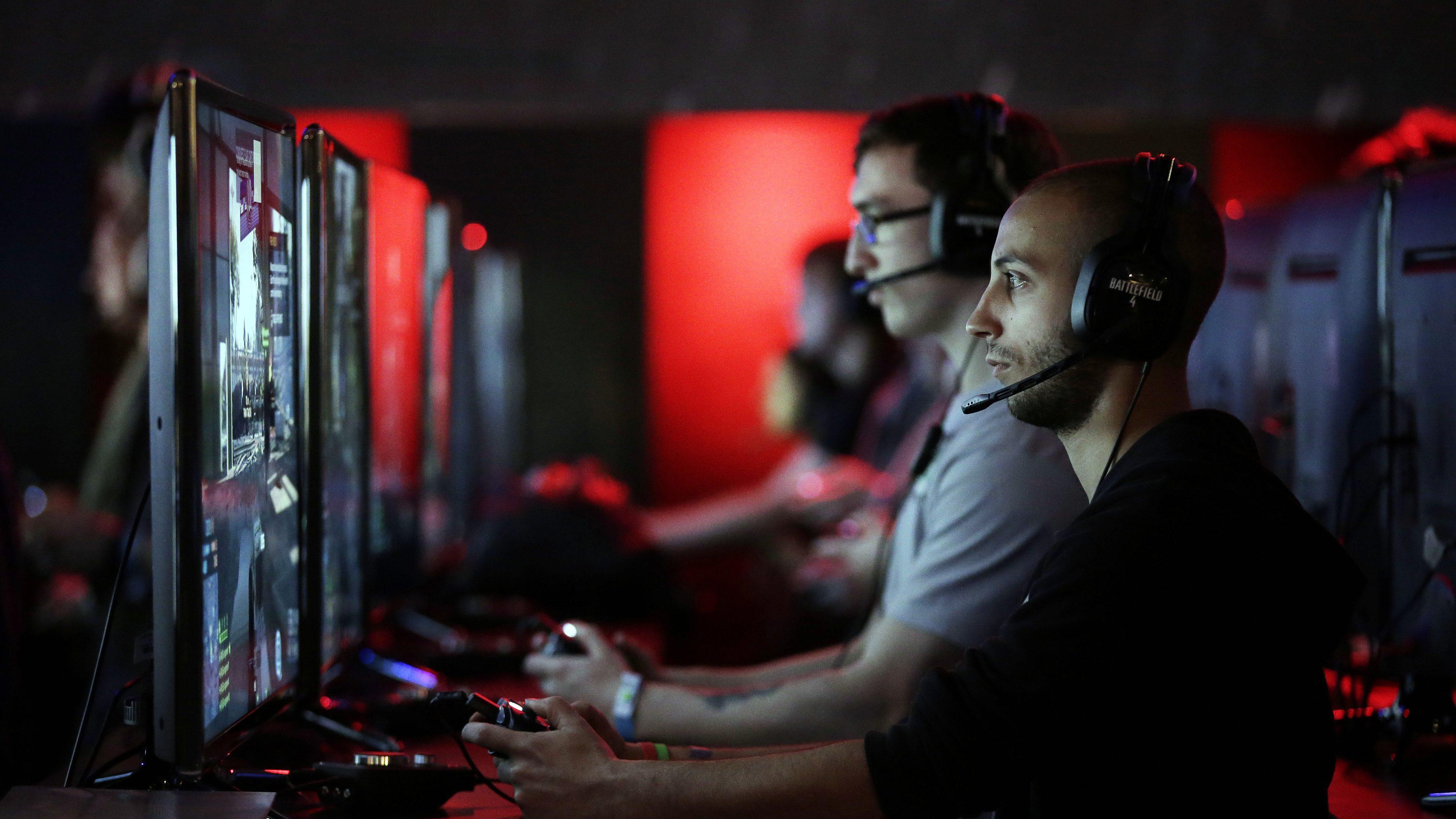 gameragy (videojáték, gamer, e-sport, e-atléta, neurológia, agy, kutatás, tudomány)