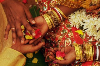 indiai esküvő (esküvő, india, )