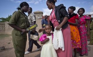 kenyai húsvét 2015 a terrortámadás után (kenya, kenyai terrortámadás, )