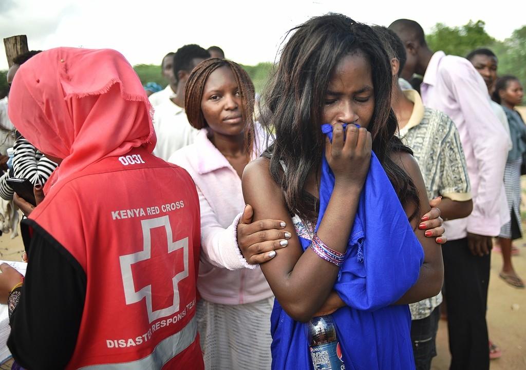 kenyai terrortámadás (terror, kenya, )