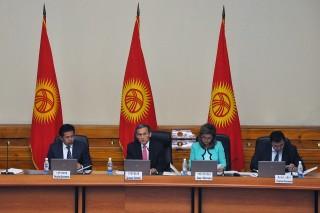 kirgiz miniszterelnök (kirgizisztán, )