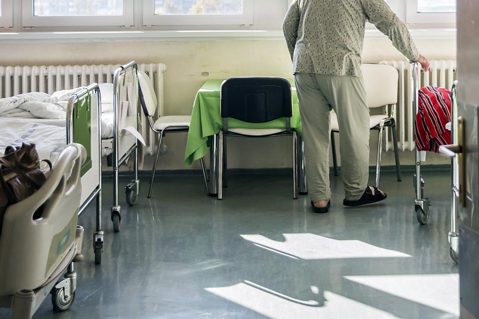 baktériumok a kórházban)