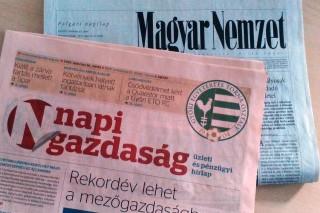 magyar nemzet, napi gazdaság (magyar nemzet, napi gazdaság)
