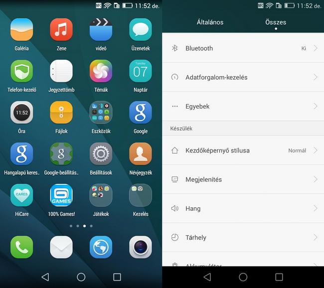mp-h14 (mobilport, teszt, huawei, okostelefon, android, kínai)
