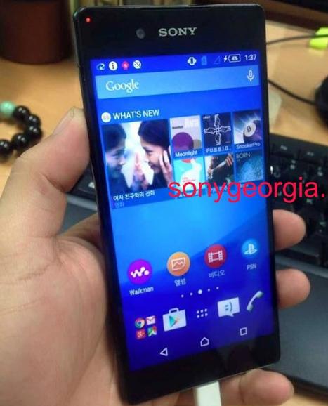 mp-z41 (mobilport, sony, xperia, android, lollipop, csúcsmobil, vízálló)