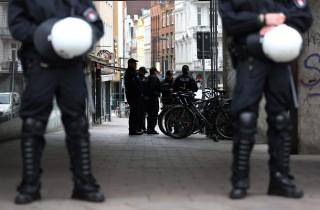 német rendőr (német rendőr)