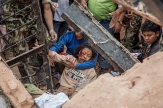 nepál (nepál., földrengés, nepáli földrengés, katasztrófa, természeti katasztrófa, himalája, mount everest, lavina, tudomány)