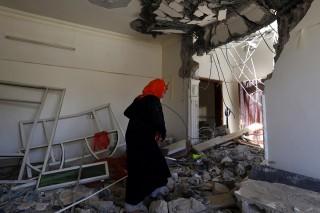 összedőlt épület szaúd arábia (összedőlt épület, szaúd-arábia, )