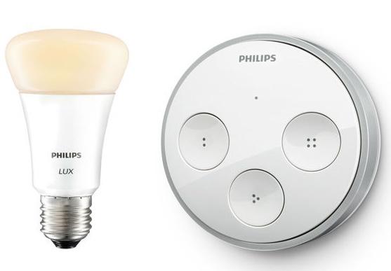 tn-led1 (technet, led, izzó, világítás, okos, smart, philips, wifi)