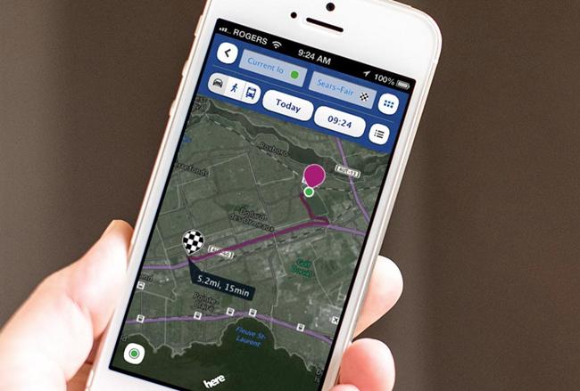 tn-nh01 (technet, nokia, maps, here, gps, térkép, navigáció, apple, facebook)