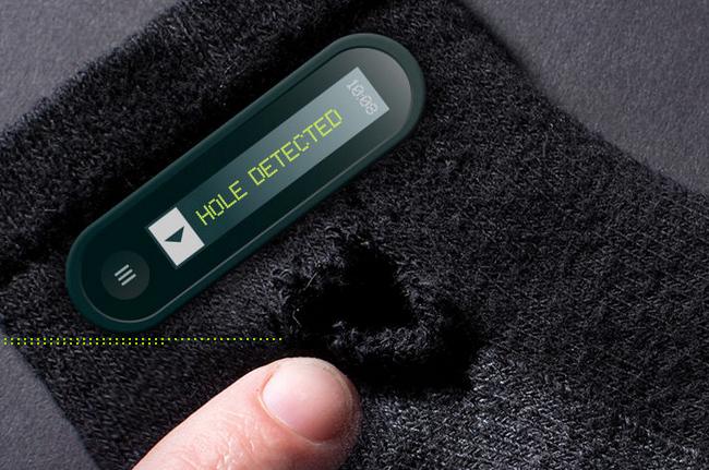 tn-oz01 (technet, smart, okos, zokni, viselhető, kütyü, okostelefon, htc)