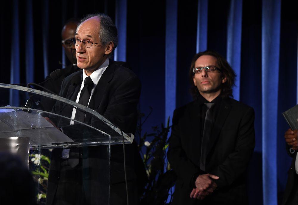 A Charlie Hebdo PEN-díjat kapott (Array)