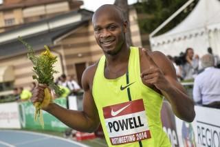 Asafa Powell (Array)