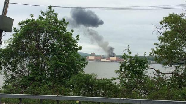 Atomerőmű tűz (Array)