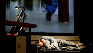 Az egyetlen hajléktalan (Array)