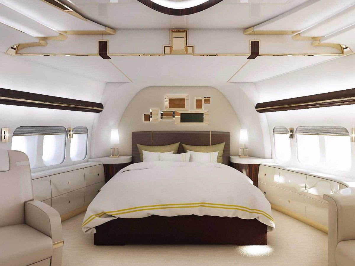 Boeing 747-8 vip (Array)