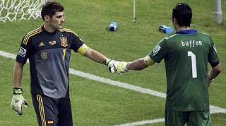 Casillas Buffon (Array)