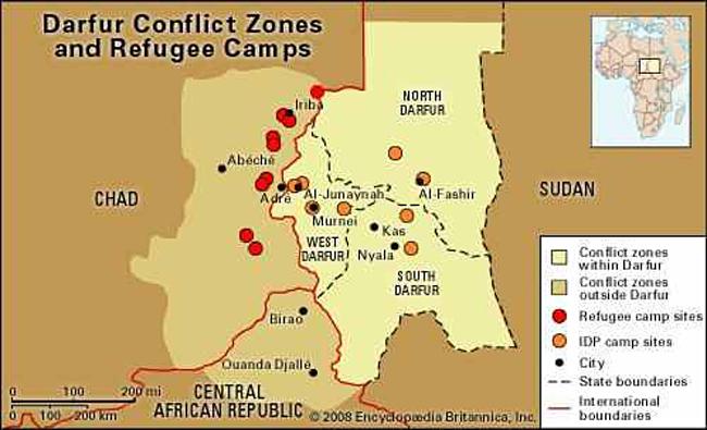 Darfur (Array)
