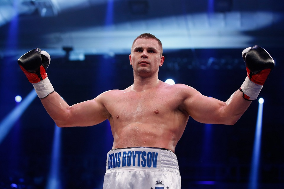Denis Boytsov (Array)