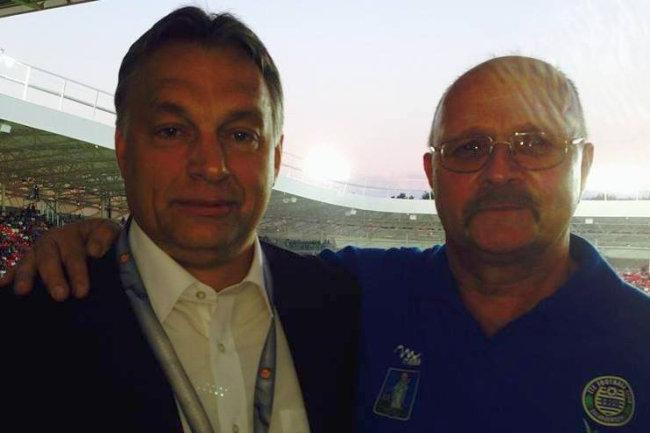 Devecz Miklós, Orbán Viktor (Array)