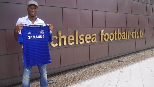 Didier Drogba (Array)