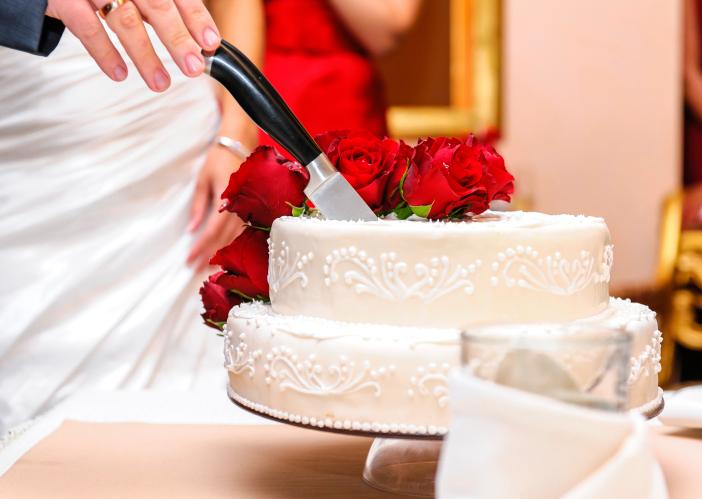 Esküvői torta (Array)