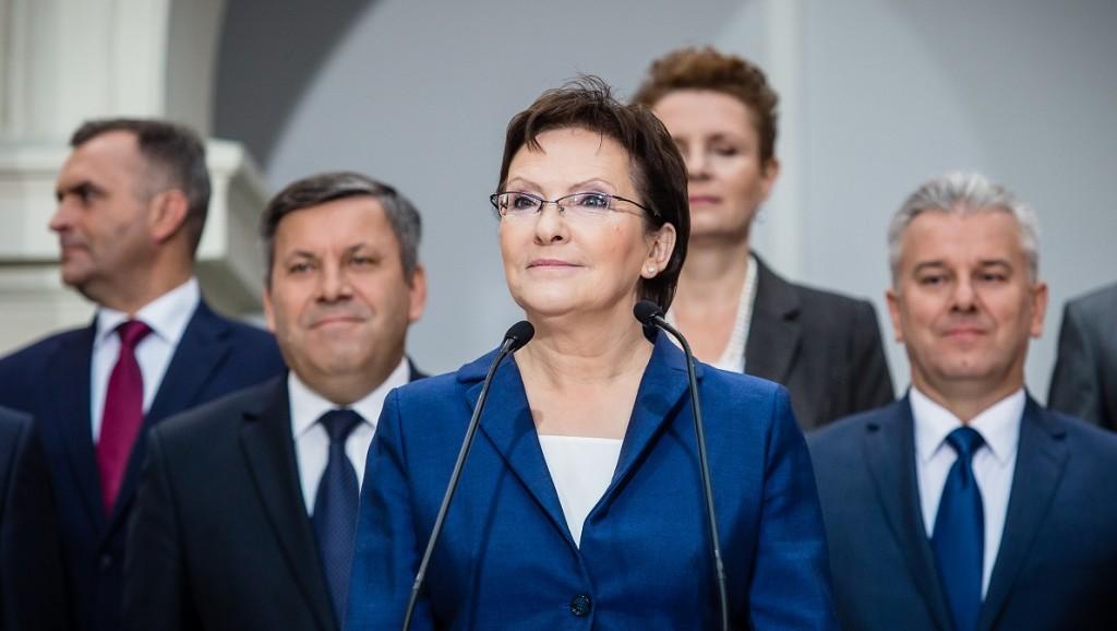 Ewa Kopacz (Array)