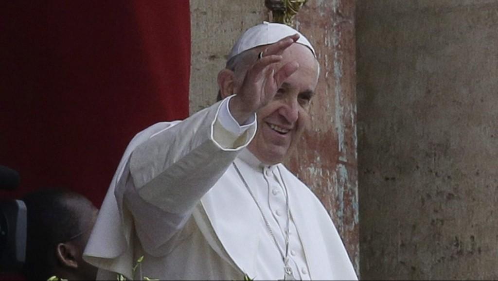 Ferenc pápa (Array)