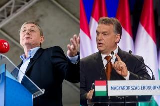 Gurcsány, Orbán montázs (Array)