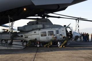 Huey helikopter (Array)