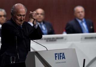 Joseph Blatter (Array)