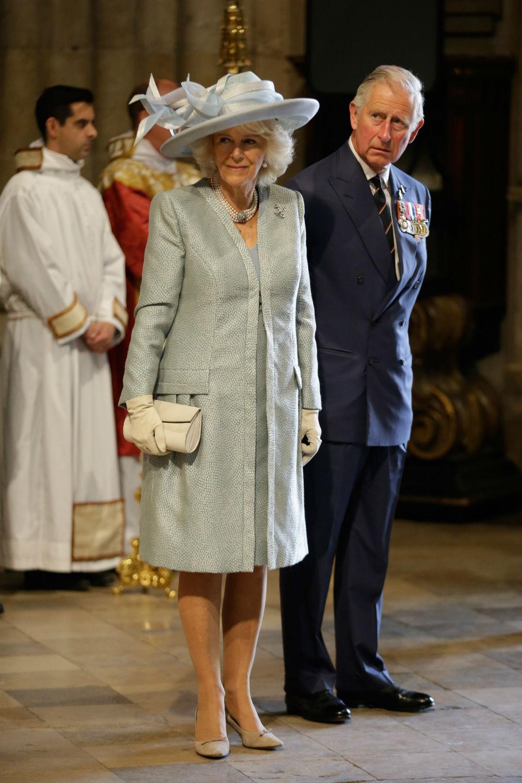 Károly herceg és Kamilla (Array)