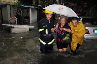Kína, eső (Array)