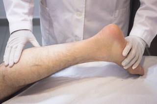 Kórház láb (Array)