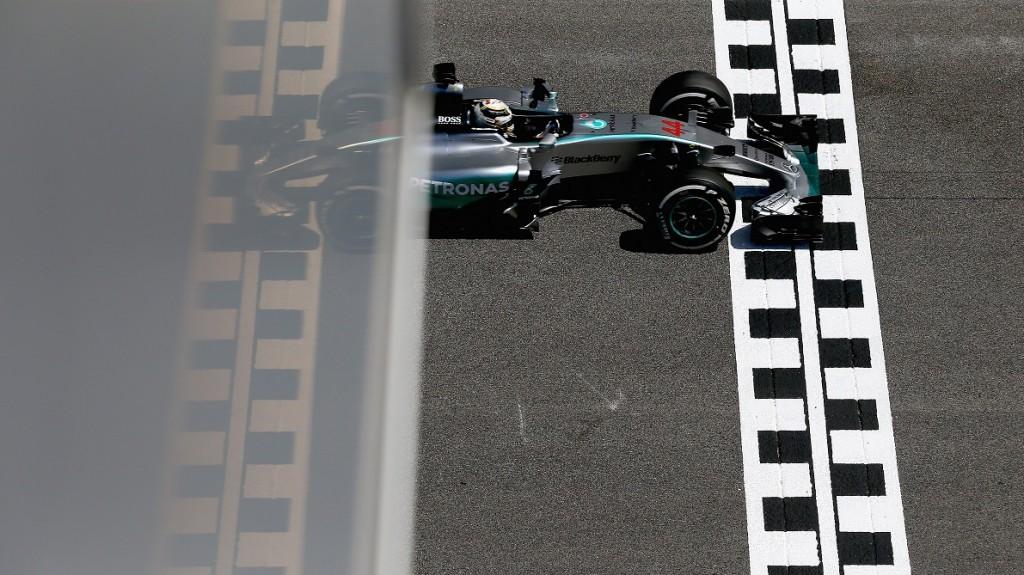 Lewis Hamilton, Spanyol Nagydíj (Array)