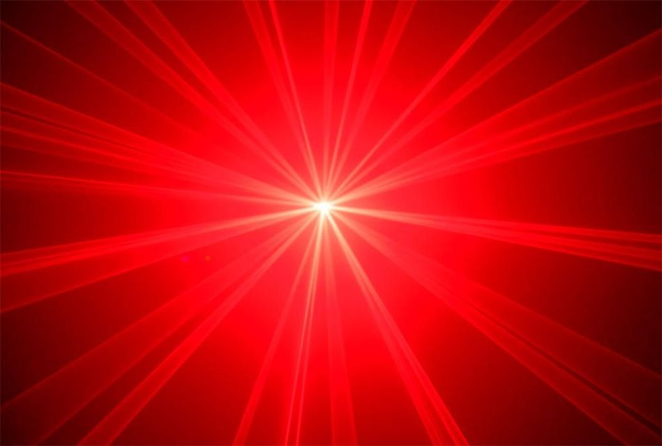 Lézer fény (Array)