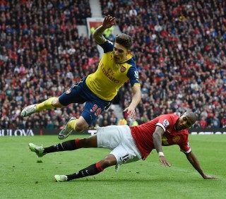 Manchester United, Arsenal (Array)