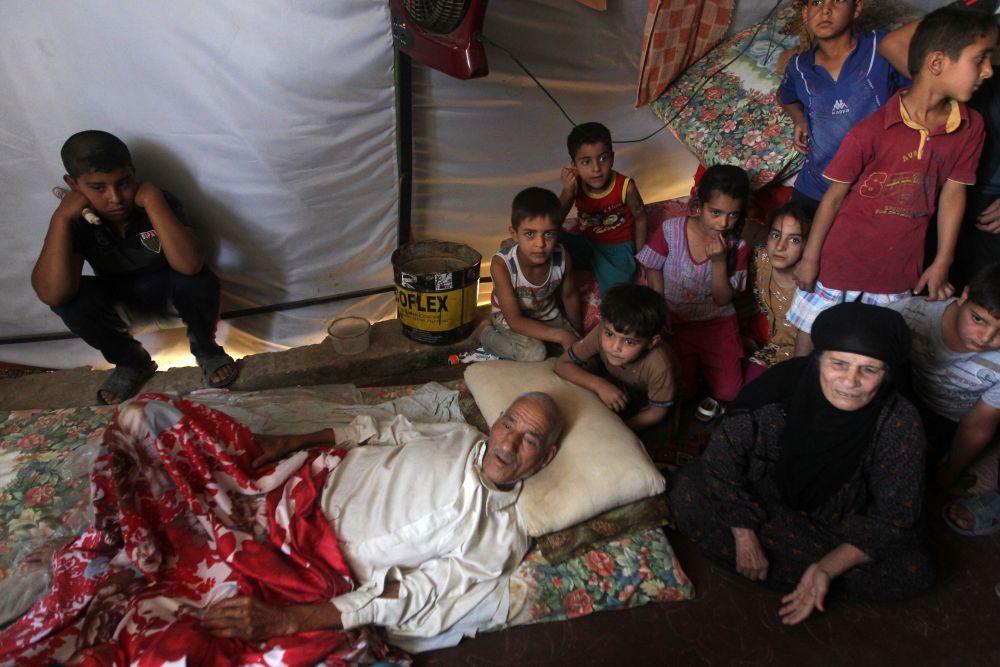 Menekültek Ramádiból (Array)