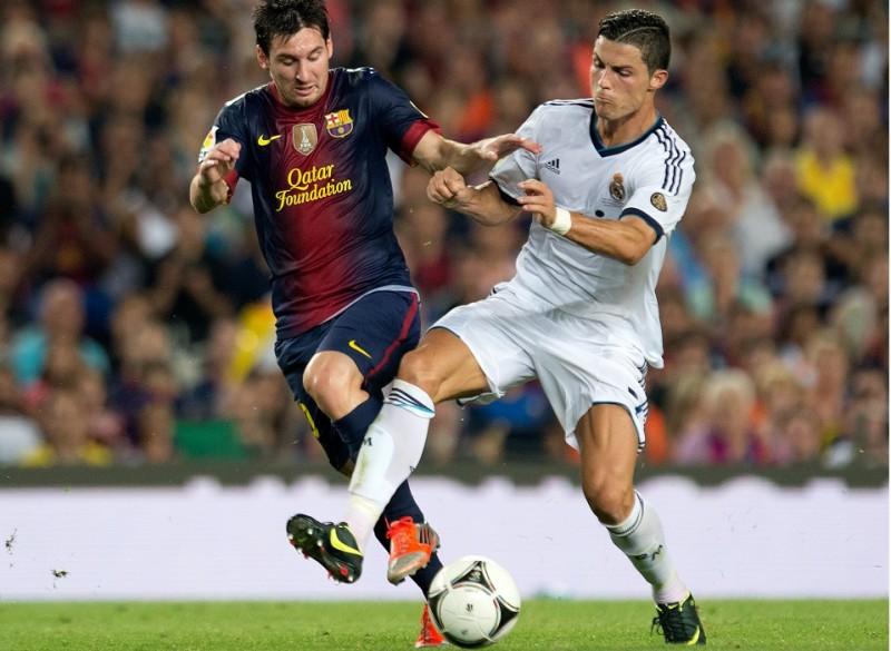 Messi és Ronaldo (Array)